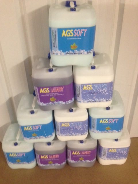Introducing Our new Laundry Liquids Product Line